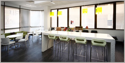 Commercial Kitchens and Office Fitouts